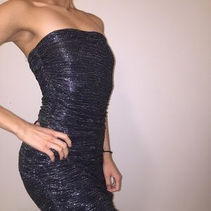 Sparkly glittery dress for New Years